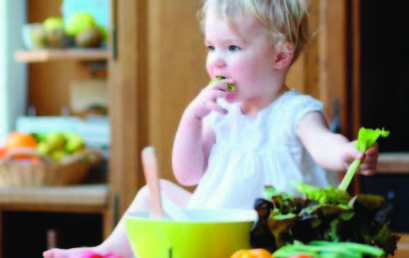 Alimentazione complementare a richiesta oltre lo svezzamento